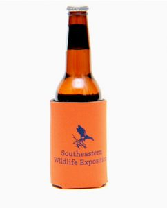 Burnt Orange Koozie