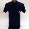 Navy Shirt, Short Sleeve- FRONT