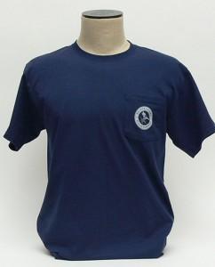 SEWE Logo T-Shirt Navy Front