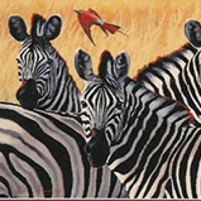"""""""High Plains Drifters"""" - 1996 Poster"""
