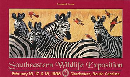 """""""High Plains Drifters"""" – 1996 Poster"""