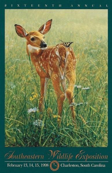 """Spring Fancy"" – 1998 Poster"