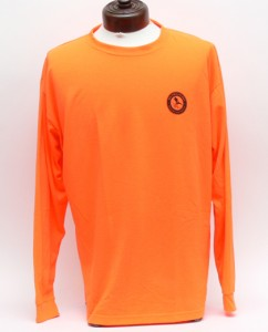 Performance Shirt Hunters Orange Front