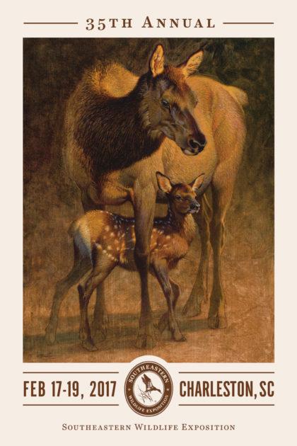 """Maternal Manner"" – 2017 Poster"