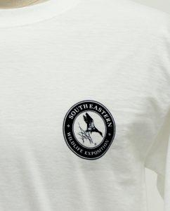 SEWE Black T-Shirt Logo