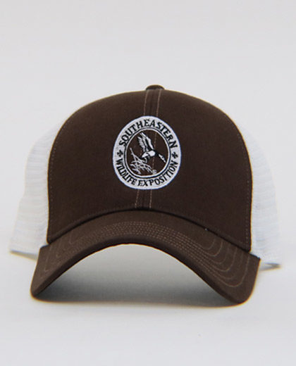 Simms Trucker in Bark