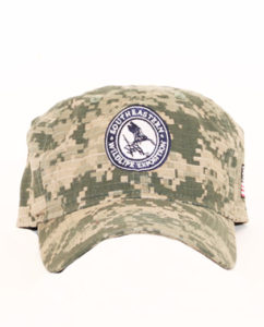 Army Camo Front