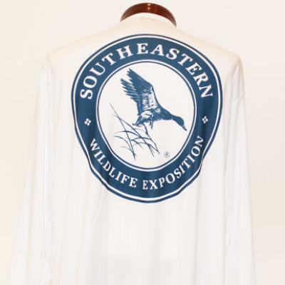White Logo PF Front