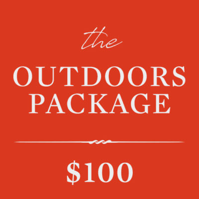 The Outdoors Package TIle