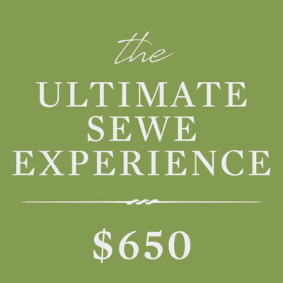 The Ultimate SEWE Experience Tile