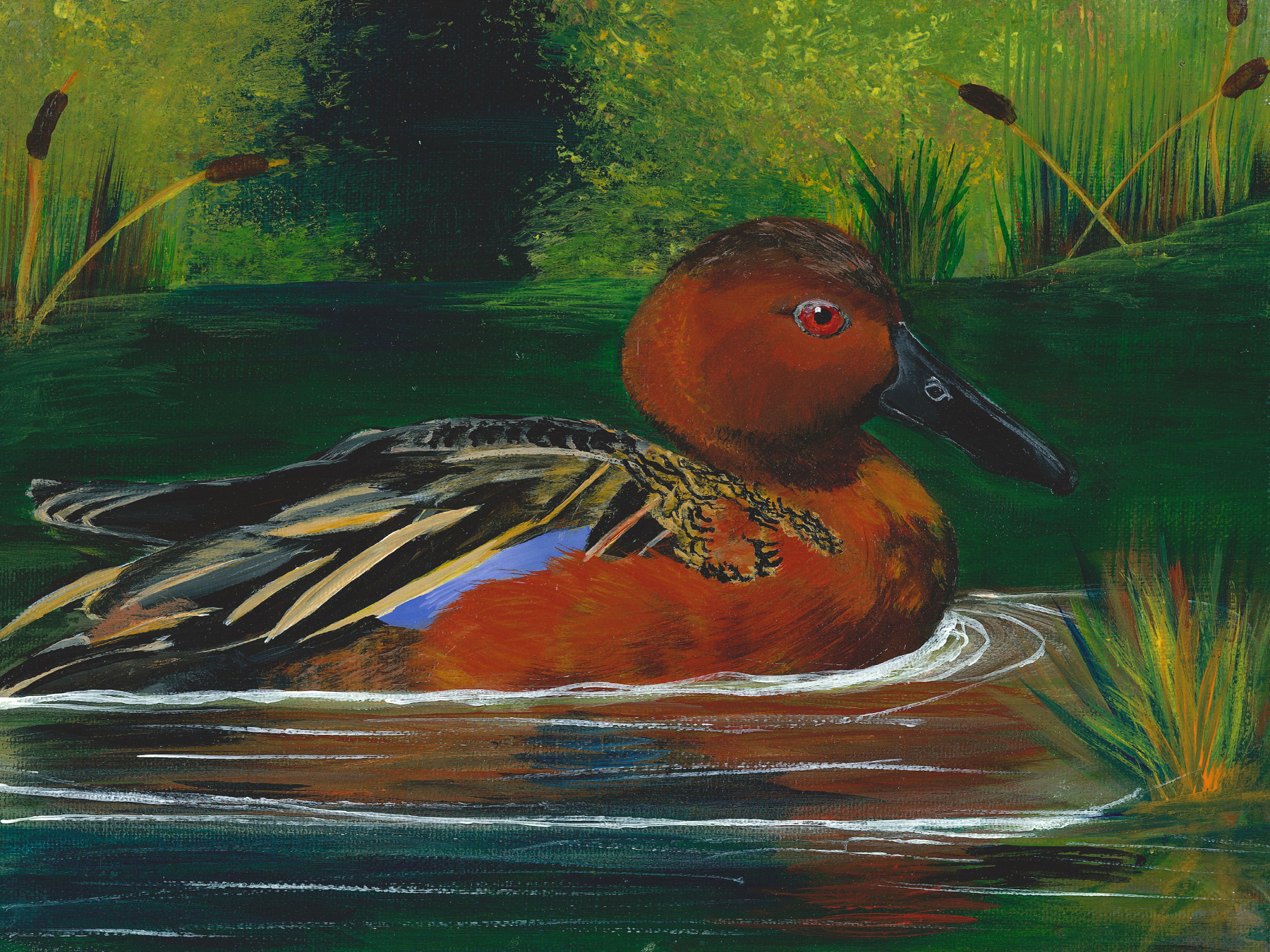 SEWE Jr  Duck Stamp Program: Southeastern Wildlife Exposition