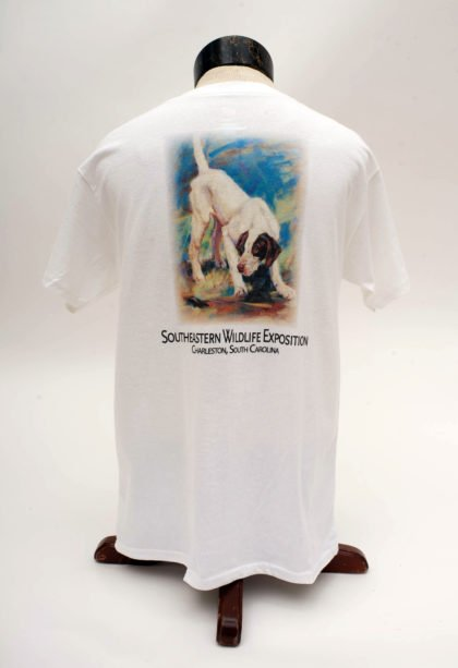 Pointer Shirt, Youth- BACK