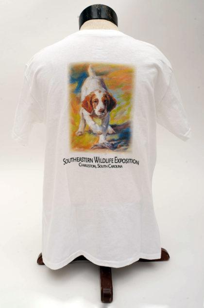 Spaniel Shirt, Youth- BACK