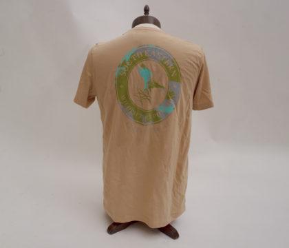 Nomad Shirt Tan- BACK