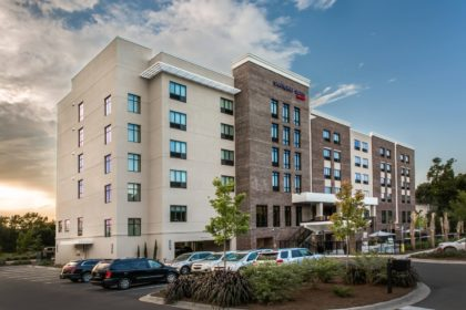 SpringHill Suites by Marriott Mt. Pleasant