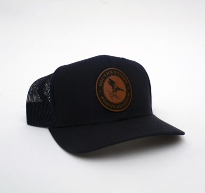Navy Hat- Retouched